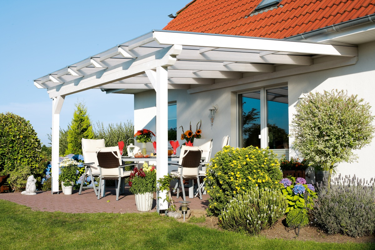 Pergola aluminium bois comment faire son choix abri chalet for Photos de pergolas