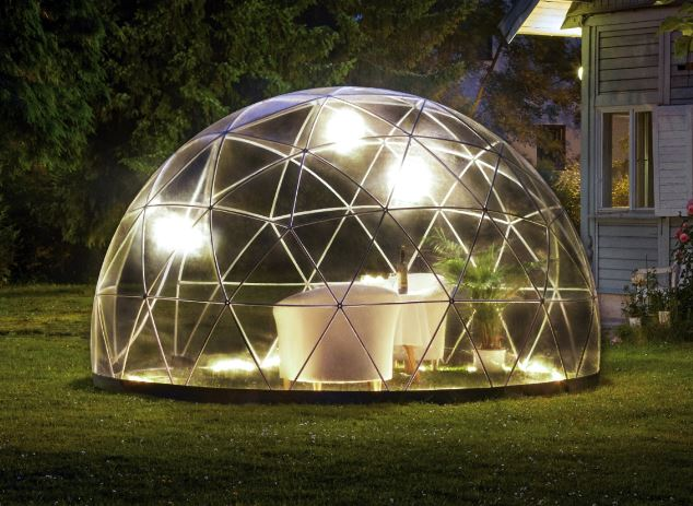 beautiful cabane de jardin igloo ideas