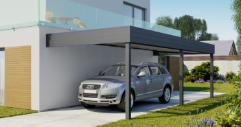 carport alu TALIS exclusivité Direct Abris