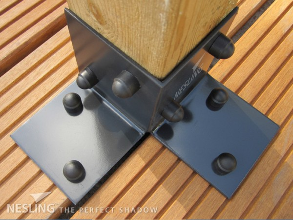 Pergola Kit floor support