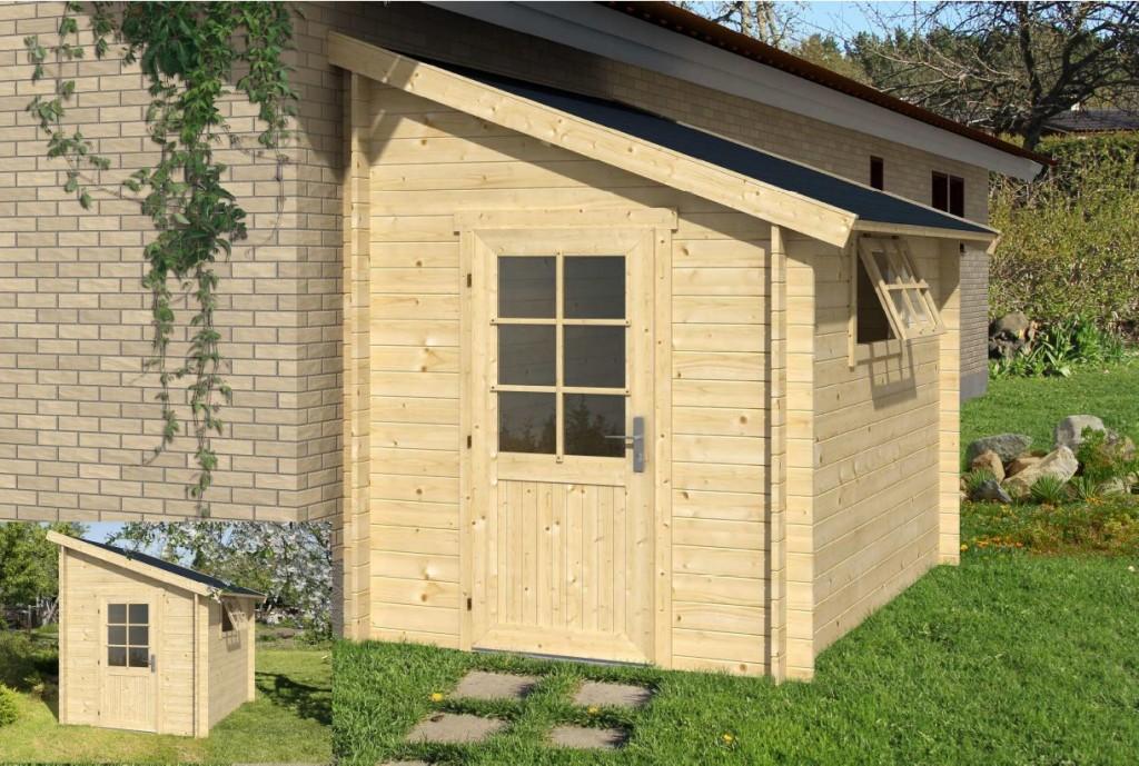 Abri de jardin les mod les les plus design abri chalet for Abri de jardin bois 5m2