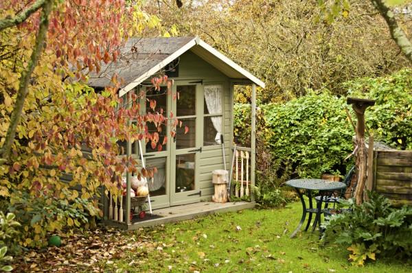 Raccorder son abri de jardin à l'électricité