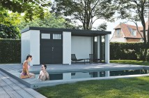 Abri piscine POOLHOUSE