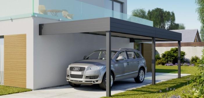 Carport Aluminium : un renouveau pour l'abri voiture