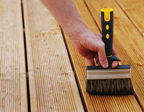 entretien de terrasse en bois