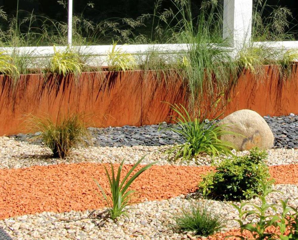 Ambiance-jardin-Corten